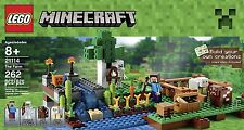 LEGO Minecraft 21114 The Farm / FREE WORLDWIDE SHIPPING PROMOTED !!!
