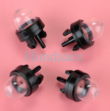 4 Primer Bulb Pump Bulbs For Poulan Homelite Sears Craftsman chainsaws blowers