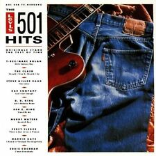 Levi's 501 Hits (1991) T. Rex, Clash, Steve Miller Band, Bad Company, Mud.. [CD]