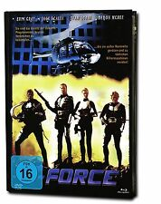 Mediabook T-FORCE Edizione Limitata JACK SCALIA BLU-RAY + Box DVD Nuovo t force