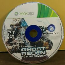 Tom Clancy's Ghost Recon: Fut (XBOX 360) USED AND REFURBISHED (DISC ONLY) #10935