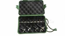 "12PK 100gr Swhacker Black  Broadheads Cut 1.75"" +1 Broadhead Case Box"