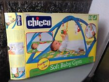 Vintage 90's CHICCO SOFT BABY GYM NRFB NIB rare fantasy & color