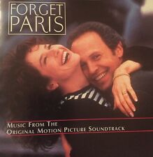 FORGET PARIS [ORIGINAL SOUNDTRACK] CD Marc Shaiman 1995 Billy Crystal