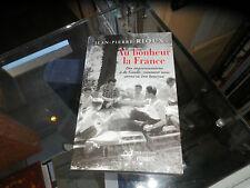 Au bonheur la France, Jean-Pierre Rioux