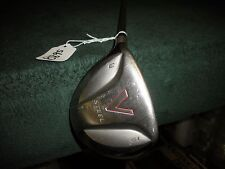Left handed Taylor Made V Steel 15* Fairway 3 Wood  B895