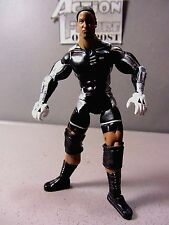 "MVP 3.75"" WWE Jakks Build N Brawl Pro Wrestling Wrestler TNA Action Figure Toy"