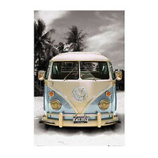 Camper Van Poster Californian Snow Maxi Wall Art Decor 61 cm x 91.5 cm(814)