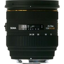 Sigma 24-70mm f/2.8 EX DG IF HSM Lens for Sony Alpha