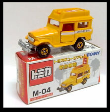 TOMICA MUSEUM M-04 TOYOTA LAND CRUISER 1/60 TOMY DIECAST CAR NEW
