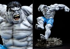 Marvel: Sideshow: GREY HULK Exclusive comiquette statue - RARE (only 500 pcs)