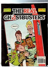Marvel The Real GHOSTBUSTERS Comic - 23 December 1989, No.80
