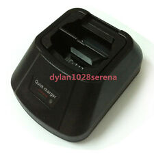 New Battery Quick Charger For Tait Orca TOPB100 TOPB200 TOPB400 Two-Way Radio