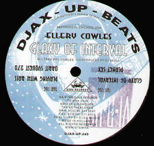 ELLERY COWLES - Glaxy Of Interval - 1995 Djax-Up-Beats -  DJAX-UP-245