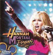 Hannah Montana:Foreever-2010-TV Series USA- Original Soundtrack-11 Track-CD