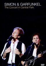 Simon and Garfunkel: Concert in Central Park (2003, DVD NEUF)