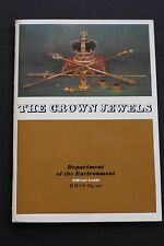 Crown Jewels at the Tower of London Souvenir Guide 1976
