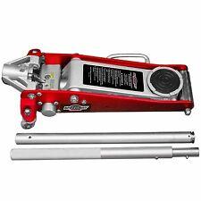 Speedway High Speed 1.5 Ton Compact Aluminum Floor Jack Rapid Quick Pump Shop