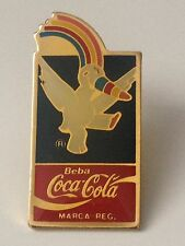 PIN´S COCA COLA CURRO EXPO 1992 - PINS COCA-COLA COKE - PIN SEVILLA SPAIN (E27)