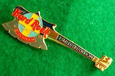 HRC Hard Rock Cafe Stockholm Blue Kiss Axe Bass LE250