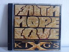 CD ALBUM KING'S X Faith hope love 7567 82145 2