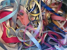 25 Metres Dette's Ribbon Assorted Colours & Textures For Cardmaking & Crafts