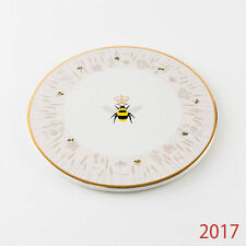 HY0183 Busy Bees Cheese Plate Beekeppers Kitchen Housewares Dishware