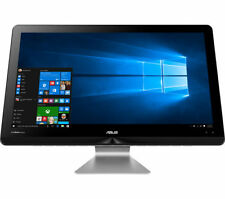 "ASUS Zen AIO 21.5"" All-in-One PC Windows 10 Wifi Incorporado Gris HDD de 1 TB"