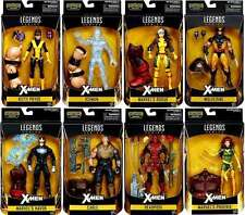 Hasbro X-Men Marvel Legends Wave 1 BAF Juggernaut SET OF 8 RARE NEW DEADPOOL