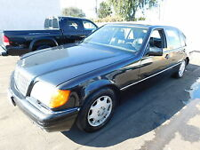 Mercedes-Benz: 500-Series 4dr Sedan 50