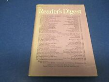"""Reader's Digest, March 1948, College Youth Today,Penicillin """"Mist"""", Maine Way"""