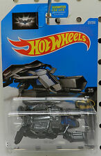 227 THE BAT BATMAN TV MOVIE SHIP 2 CARTOON HERO GOTHAM CITY 2016 HW HOT WHEELS