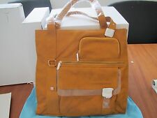 Piquadro, Roma, Orange, Women's Casual bag/Shopper Executive LARGE BD1736S17/G