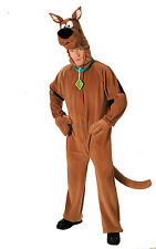 Official Mens Scooby Doo 1970s 70s 1980s 80s Fancy Dress Costume NEW M-L P7221