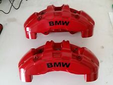 Front Right/Left - Powder Coated Brembo brake caliper -34106860144 / 34106860143