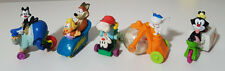 90S TOYS ! 5 ANIMANIACS PINKY AND THE BRAIN FIGURINES KIDS TOYS! WARNER BROS!