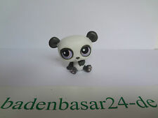 Littlest Pet Shop  LPS 89, Grey/White, Panda Bär, Panda Bear, Hasbro (32)