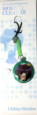 Ef A Tale of Memories Chihiro Shindou Screen Wiper Phone Strap Licensed NEW