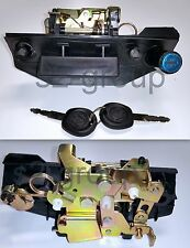VW TRANSPORTER T4 REAR TAILGATE INNER DOOR LOCK MECHANISM