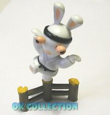 RAYMAN RAVING RABBIDS karate - personaggio in pvc alto 9 cm circa (Ubisoft) 22