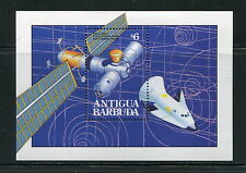 SPACE - Antigua  - 1992 sheet of 1 - (SC 1636)- MNH- D032
