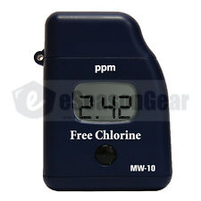 Milwaukee MW10 Free Chlorine Mini Colorimeter Photometer Meter Tester