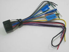 ORIGINAL KENWOOD KDC-BT652U WIRE HARNESS NEW OEM B