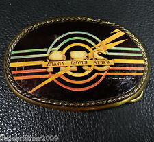 Vintage Original 1977 ATLANTA RHYTHM SECTION A.R.S, Band Concert Belt Buckle