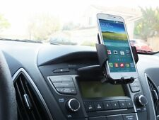 Front Dash Car CD Slot Mount Cradle for iPhone 6 Plus / 7 Smart Phone Holder Kit
