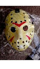Freddy Krueger vs Jason Voorhees prop hockey mask,Halloween Friday Creepy Scary