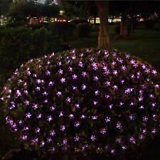 50 Led Solar Fairy String Lights Blossom for Garden Homes Christmas Party Patio