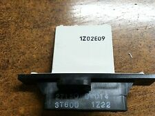 NEW OEM NISSAN BLOWER MOTOR RESISTOR - FITS PATHFINDER 1996-2004 ONLY