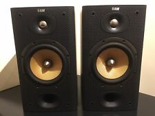 Bowers and wilkins B&W DM601 S3 Main / Stereo Speakers