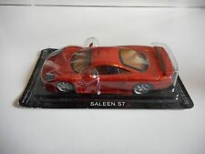 Saleen S7 in Orange on 1:43 in package